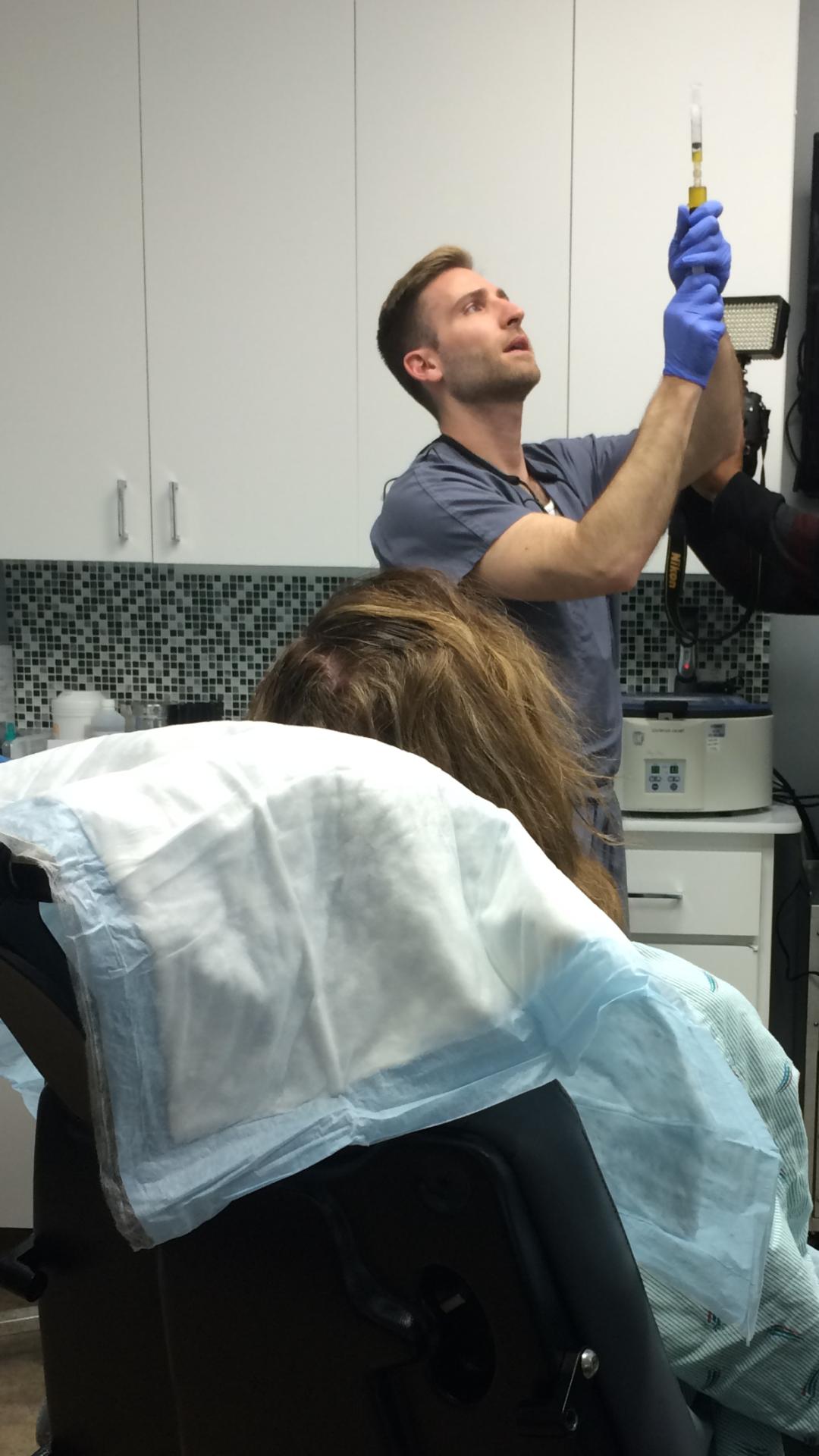 hair loss treatment Mesquite