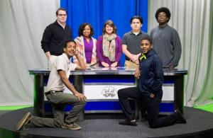 """<p><span style=""""font-size: 12px;"""">The Mesquite ISD advanced audio / video production students claimed top honors in the high school division in the TASB Texas Schools Rock video contest.</span></p>"""