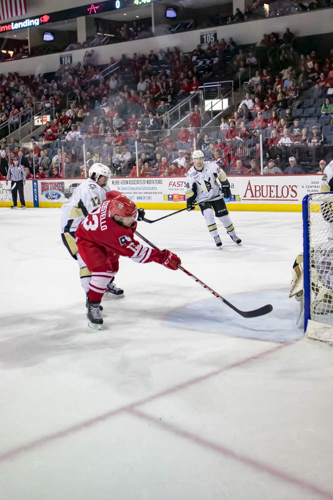 ECHL: Allen Americans Win Game 4 Of League Finals Friday To Tie Series At 2-2