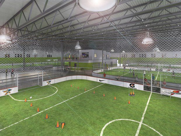Frisco S New Indoor Soccer Facility To Break Ground
