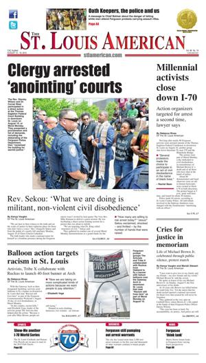 Front Page August 13, 2015