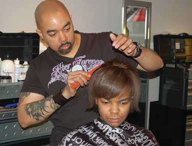 Halo Salon And Spa St Louis