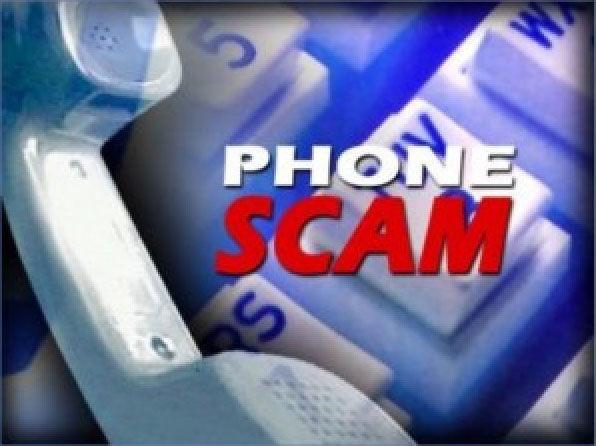 3 card monte scam phone call