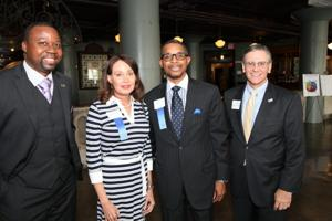 United Way CEO fostered African-American leadership and giving