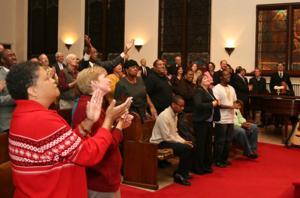 Interfaith celebration