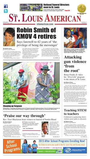 July 30, 2015 Front Page