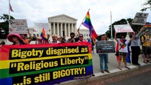 """<p><span id=""""docs-internal-guid-bd54c686-563b-3fb3-4c4d-216912af96f8""""><span>Elizabeth Reiner Platt of the Public Rights/Private Conscience Project said SJR 39 """"is not about religious freedom, it merely codifies a right to discriminate.""""</span></span></p>"""