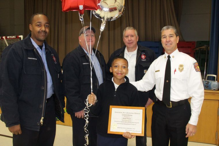 Riverview Gardens Student Honored As A Hero Local News