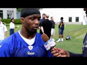 The St. Louis Rams' Tavon Austin talks about preparing for the upcoming NFL season