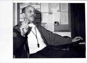 Coach Ed Crenshaw