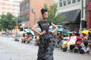 LAHA Clothing models