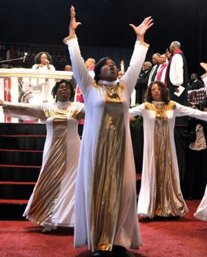 COGIC will return to STL in 2013