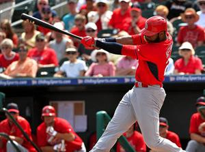 <p>New Cardinals outfielder Jason Heyward is expected to play a big role offensively and defensively to help the team get back to the familiar place called the postseason.</p>