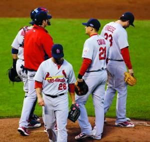 Cardinals suffer loss