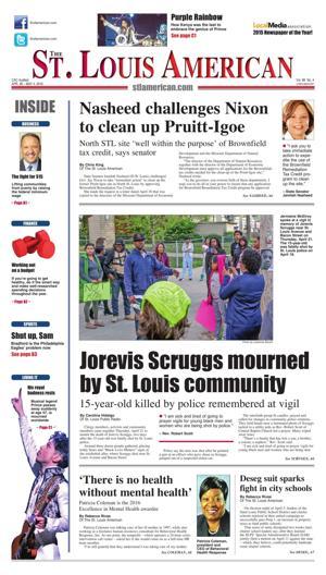 Front Page: April 28, 2016