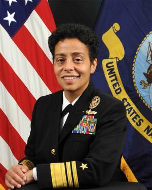 Admiral Michelle Howard