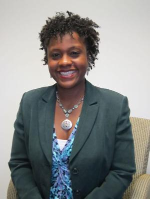 Karen I. Hall, superintendent of Maplewood-Richmond Heights School District