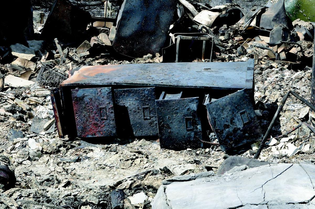Wildfires bring destruction, tears to Stillwater residents ...