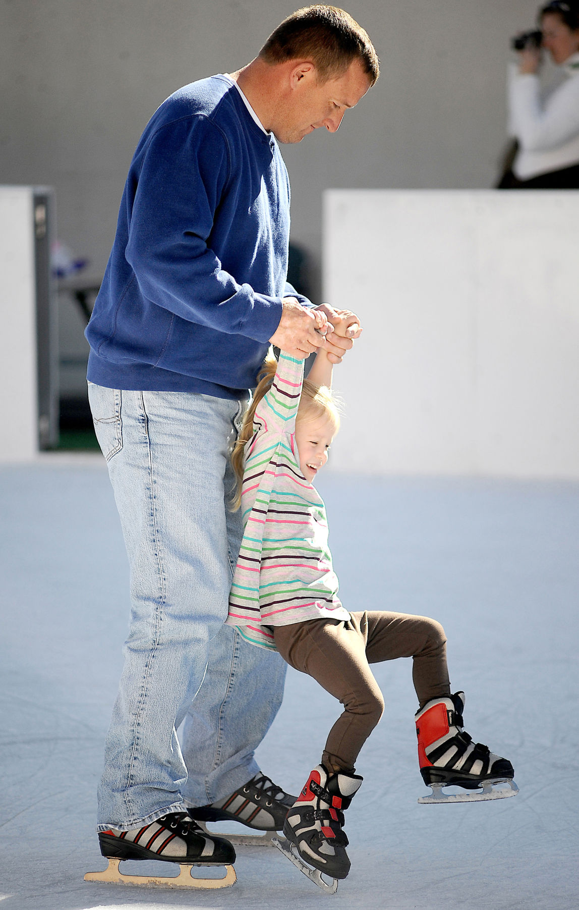 Roller skates jcpenney - Ice Rink Pic 1