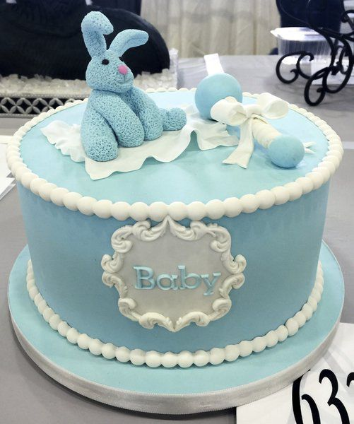 Baby Shower Cakes Okc ~ Sweet success stillwater baker places in state