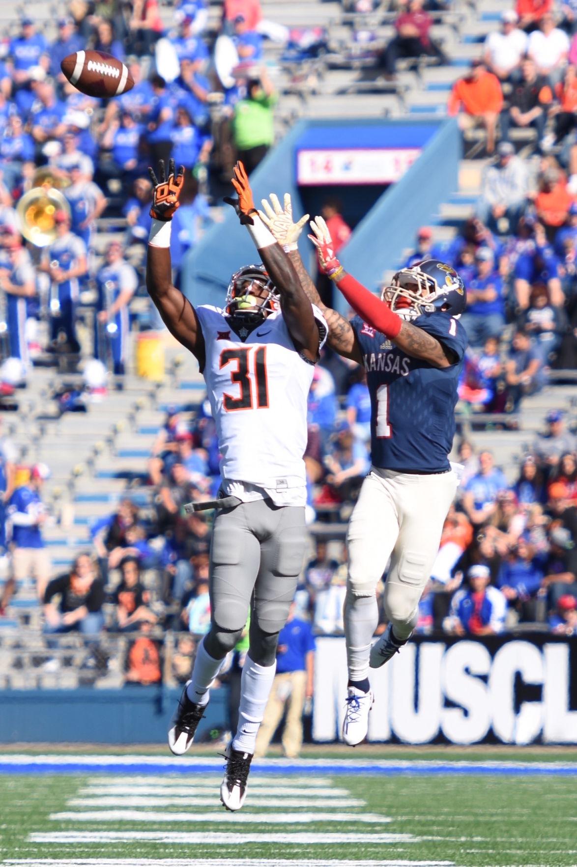 PHOTO GALLERY Oklahoma State football defeats Kansas Sports