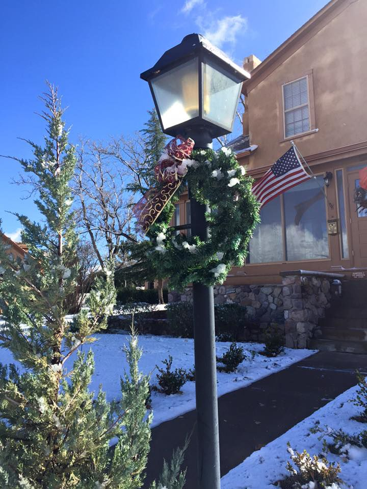Holiday Tour Of Historic Homes On Fort Huachuca