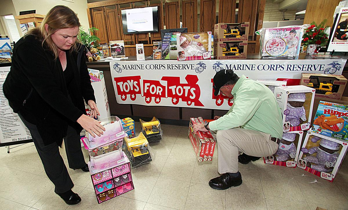 Toys For Tots Sign Up Application Form : Toys for tots gets boost from businesses local news