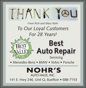 #1 Best Auto Repair