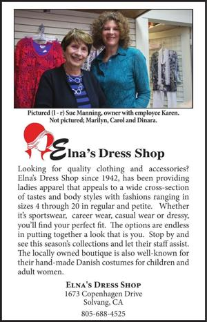 Elna's Dress Shop