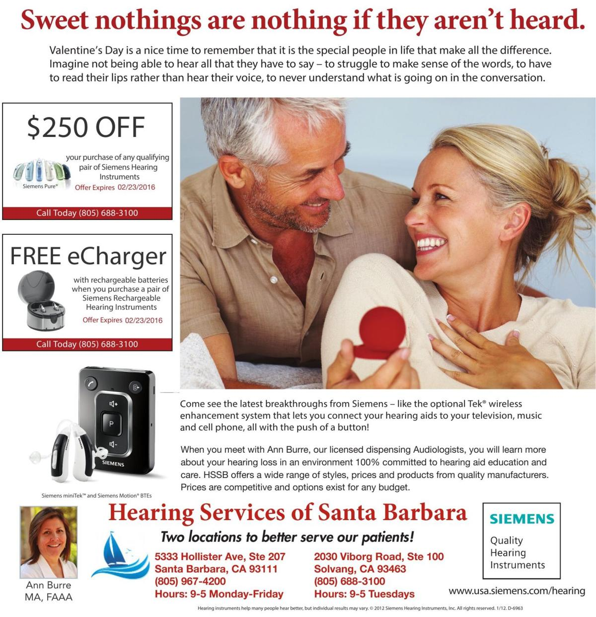 Hearing Services of Santa Barbara