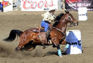 Finals end 72nd annual Elks Rodeo