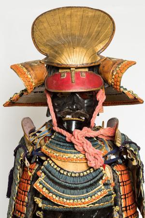 Samurai exhibition at SYV Historical Museum