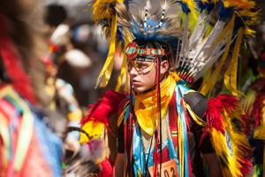 Inter-tribal pow-wow brings tribes to Santa Ynez this weekend