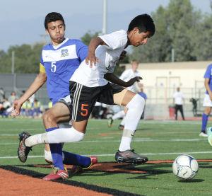 GALLERY: Littlerock vs. Santa Ynez boys CIF soccer