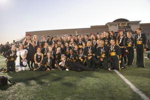 Cabrillo band finishes 2nd in championship competition