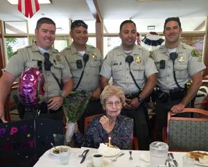 Missing Solvang woman, 91, found 'sipping coffee'