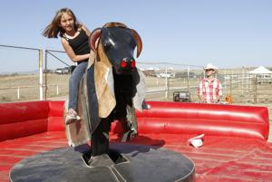 Camp Buckaroo a hit with younger cowpokes