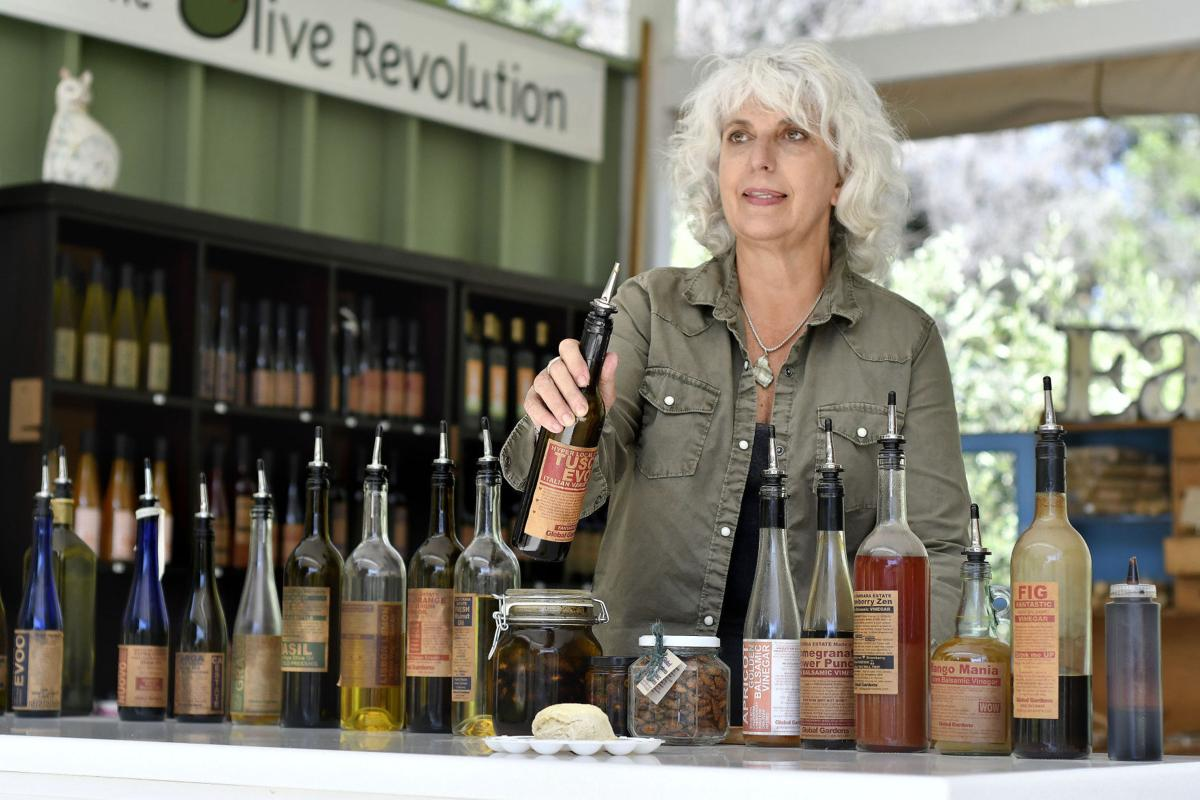 Global Gardens Grows Olives And Young Minds Food And
