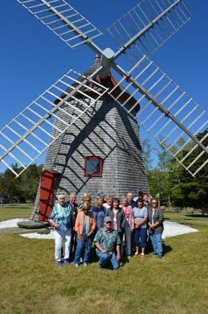 Windmills: From Solvang to Cape Cod