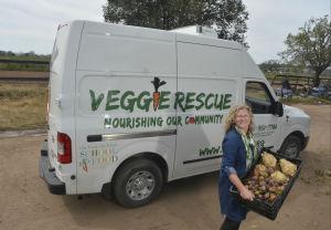 Veggie Rescue looking for volunteers