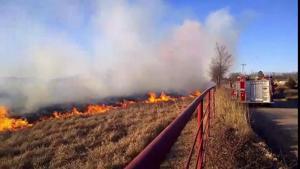 Tahlequah wildfire