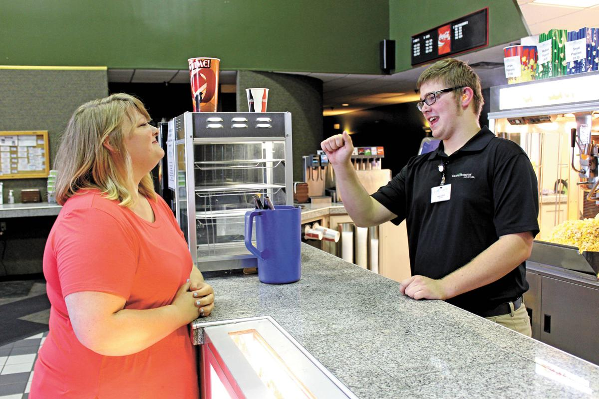 cinema employee aims to help hearing impaired news cinema employee aims to help hearing impaired