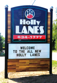 Holly Lanes