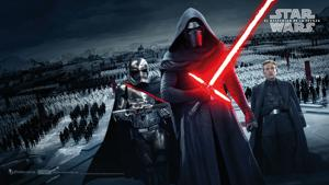 <p>Star Wars: The Force Awakens is expected to have, at minimum, $170 million in ticket sales the first weekend according to Forbes.com. It is breaking pre-sale records already.</p>