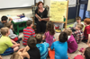 'Little House on the Prairie' star visits Linden second-graders