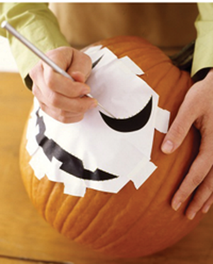 Pumpkin season is in full bloom. Experts advise to pick healthy pumpkins for jack-o'-lanterns. Carve pumpkins closer to Halloween so you can enjoy your decoration before it rots.