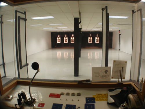 Fenton Lakes Sportsman Club indoor range