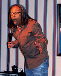 Bryan McCree started acting in high school and later started doing stand-up comedy.