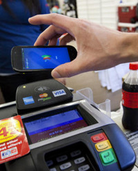 Linking your credit and debit cards to your smartphone is gaining popularity amongst businesses nationwide.