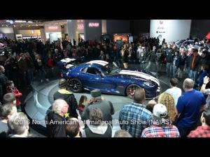 Visit the 2016 Detroit Auto Show